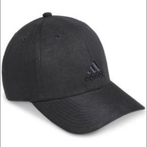 adidas Accessories - Adidas Women's Saturday Relaxed Black Baseball Cap